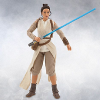 Star Wars Elite Series Premium Action Figure: Rey